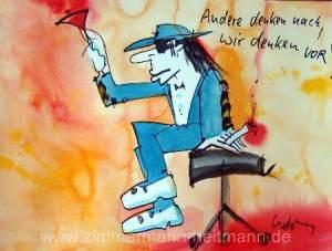 Andere denken nach - Udo Lindenberg