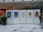 Jazzplakate im Rostocker Hof