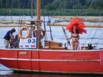 Wenn die richtigen Gäste der Hanse Sail mitfahren