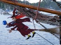 Hanse Sail - Auf die richtige Gallionsfigur kommt es an.