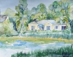 Bungalow am See