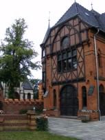 ein toller Backsteinbaum für das Museum