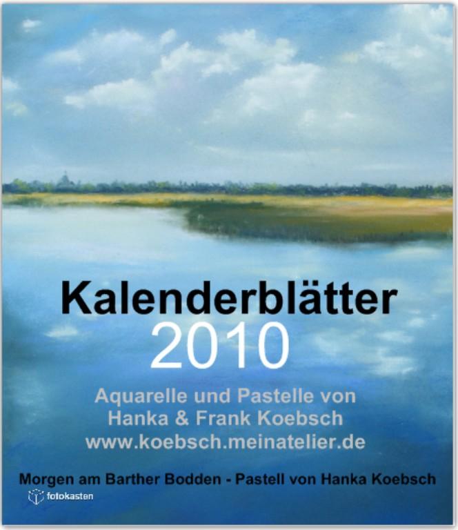 Kalenderdeckblatt 2010