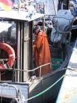 Fischer an Bord