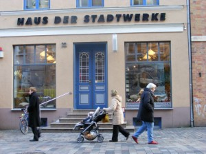 Haus der Stadtwerke Rostock (c) Frank Koebsch