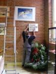 Bilderhängen in Tessin