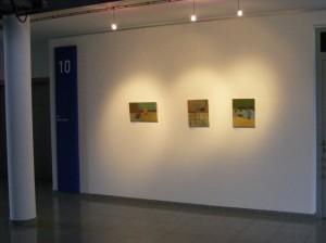 Kleine Formate Sven Ochsenreither in der Galerie IPP