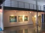 Seven Ochsenreither und Natascha Brändli in der Galerie im IPP