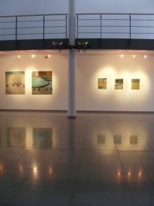 Sven Ochsenreither in der Galerie IPP