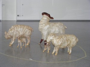 Schafe von Natascha Brändli