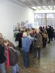 Rostock kreativ - Besucher in der Halle