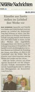 NNN - Norddeutsche Neuste Nachrichten 2010 03 06