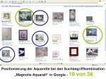 Positionierung in der Google Bildersuche 10 von 36