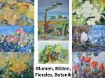 Blumen, Blüten, Florales, Botanik - Aquarelle von Frank Koebsch