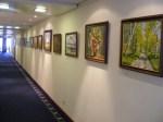 Galerie in Hotel Neptun