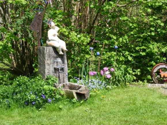 Im Garten von Friedemann Henschel (7)