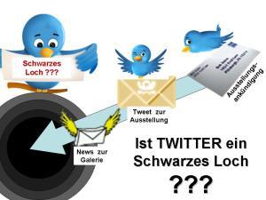 Ist Twitter ein schwarzes Loch ???