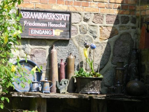 Keramikwerkstatt Friedemann Henschel