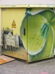 Klasse Graffities und Wandmalerei in Rostock (5)