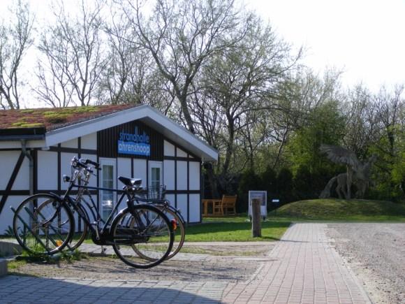 Strandhalle Ahrenshoop