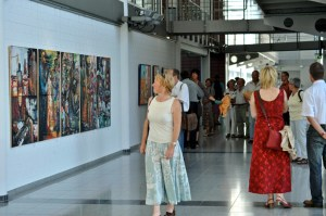 Besucher während der Vernissage 12 (c) Arvo Wichmann