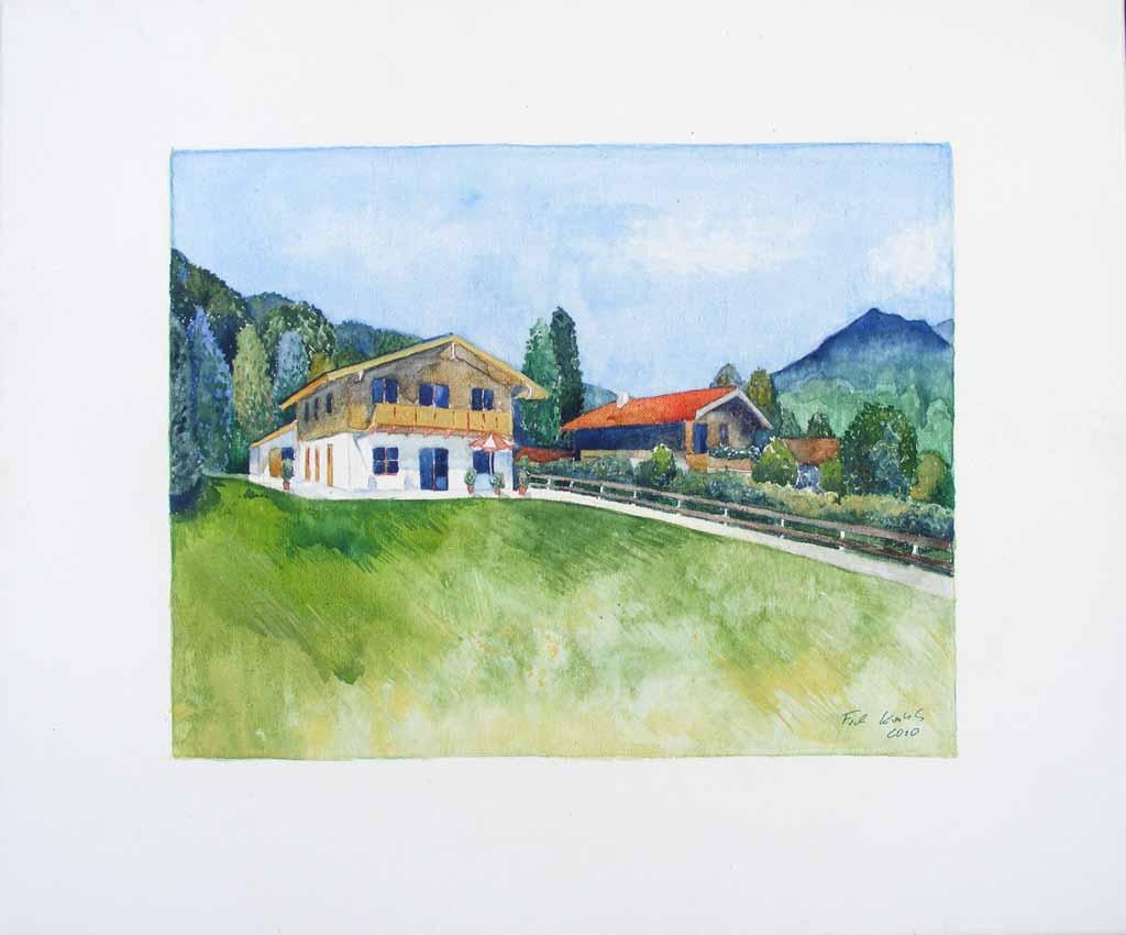 Ein Juwel am Tegernsee (c) Frank Koebsch