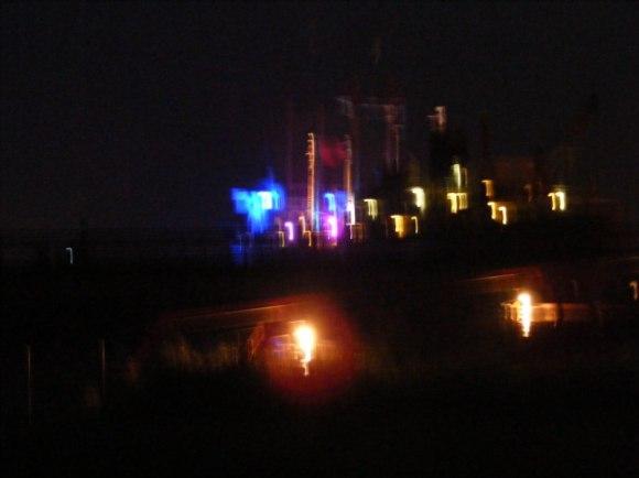 Licht Klang Nacht 2010 (2) Blick auf´s Traditionsschiff