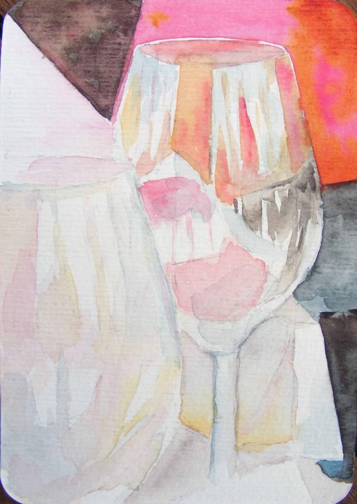 Skizze Glas (c) Frank Koebsch