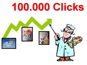 100.000 clicks