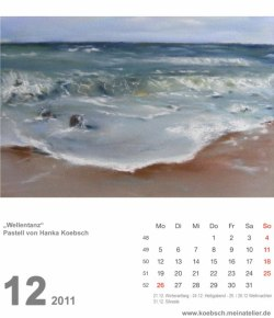 Kalenderblatt Dezember 2011 (c) Hanka & Frank Koebsch