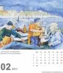 Kalenderblatt Februar 2011 (c) Hanka & Frank Koebsch