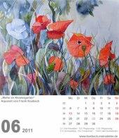 Kalenderblatt Juni 2011 (c) Hanka & Frank Koebsch