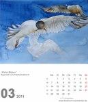 Kalenderblatt März 2011 (c) Hanka & Frank Koebsch