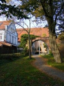 Fotosession beim Klarissen Kloster Ribnitz (c) Frank Koebsch (12)