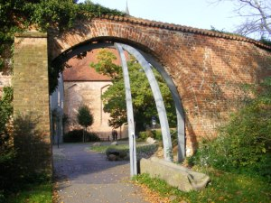 Fotosession beim Klarissen Kloster Ribnitz (c) Frank Koebsch (2)