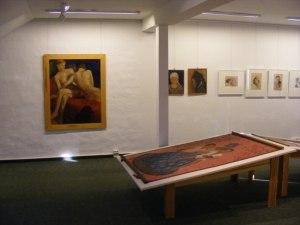 Kunstsammlung des Landkreises Nordvorpommern in der Galerie Ribnitz (2)
