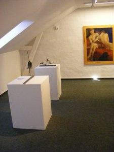 Kunstsammlung des Landkreises Nordvorpommern in der Galerie Ribnitz (3)