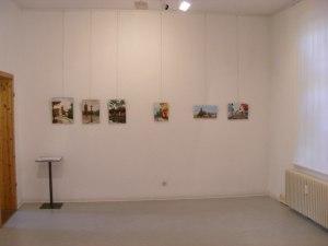Schnappschüsse aus der Ausstellung von Thomas Kiessling in Ribnitz (1)