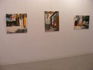 Schnappschüsse aus der Ausstellung von Thomas Kiessling in Ribnitz (2)