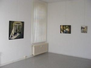 Schnappschüsse aus der Ausstellung von Thomas Kiessling in Ribnitz (3)