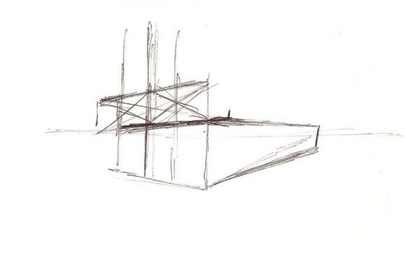 Skizze Haus Großhöhenrain (c) Frank Koebsch (2)