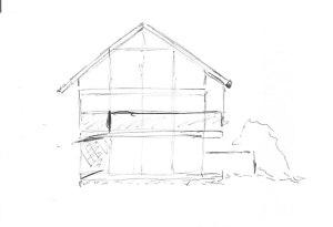 Skizze Haus Großhöhenrain (c) Frank Koebsch (3)