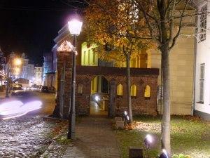 Lichtwoche Rostock 2010 in der Nähe des Klosterhofes (c) Frank Koebsch (6)