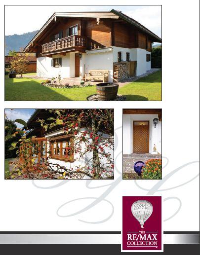 Jägerhaus in Rottach-Egern Auszug aus dem Exposé von REMAX