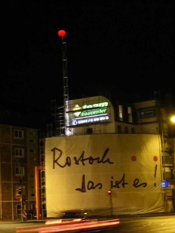 Rostock - Das ist es (c) Frank Koebsch