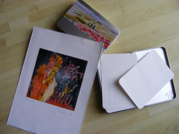 Weihnachtsgeschenk von Susanne Haun