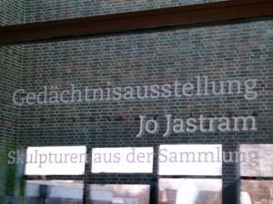 Gedächtnisausstellung für Jo Jastram in der Kunsthalle Rostock (1)
