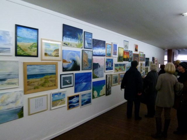 ROSTOCK KREATIV 2011 - Ausstellung der Rostocker Hobbykünstler (3/6)