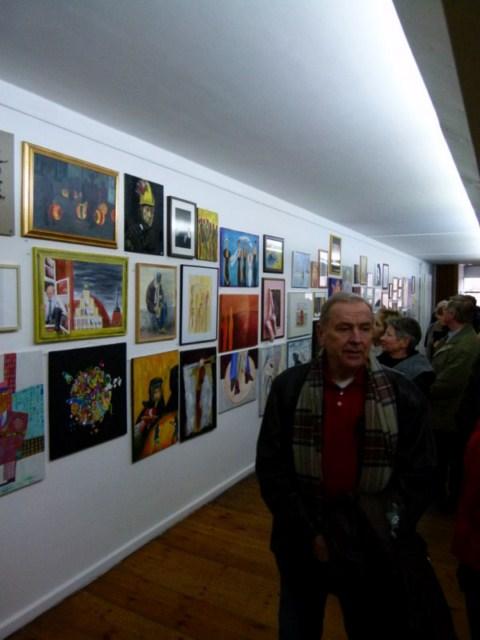 ROSTOCK KREATIV 2011 - Ausstellung der Rostocker Hobbykünstler (6/6)