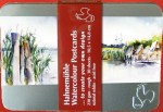 Aquarellpostkarten von Hahnemühle